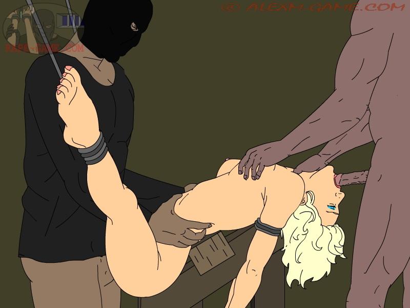 Секс фото похищения